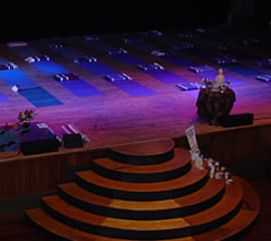Ryman Auditorium before CD Release Party